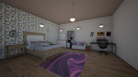 Evies Room - Kids room - by Little Miss Designer 198