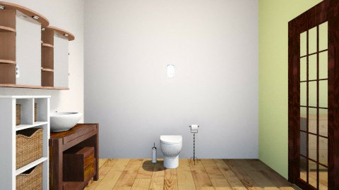 lime zest vintage - Vintage - Bathroom - by Vita Treice