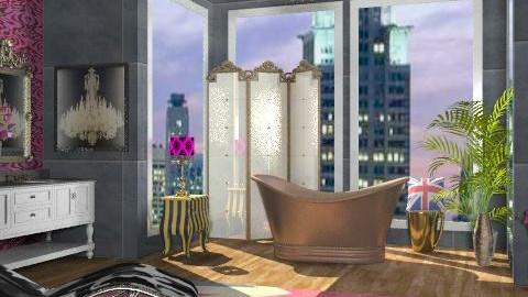 plan5 - Glamour - Bathroom - by marti29