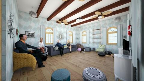 My dream Cozy Room - by Ava Pinegar