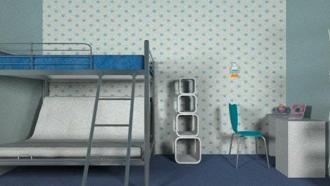 Science - Bedroom - by amyspringett