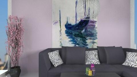 dgfsd - Living room - by megi94