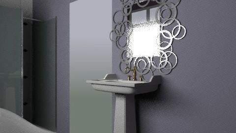 A Bathroom - Retro - Bathroom - by memes bedroom
