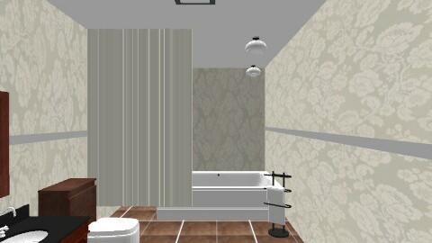 5 - Retro - Bathroom - by jian_yiru