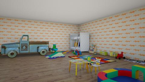 Kid dream room - Modern - Kids room - by deleted_1549998200_WolfRat