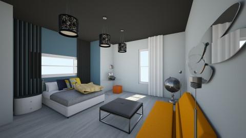 boy toy - Bedroom - by karolann1005