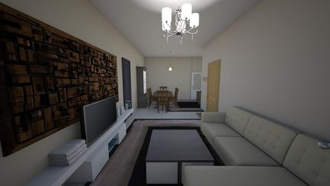 HOME5b - Living room - by dskipitaris