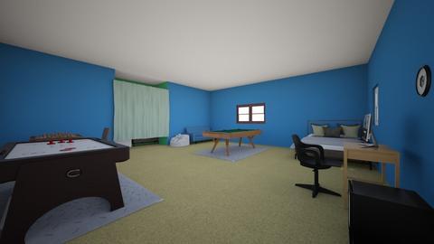 Robert - Bedroom - by ROBERTSHAWB