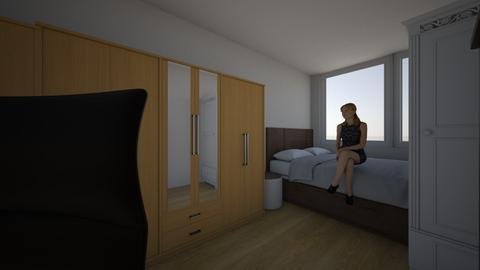 My design - Rustic - Bedroom - by Annie333