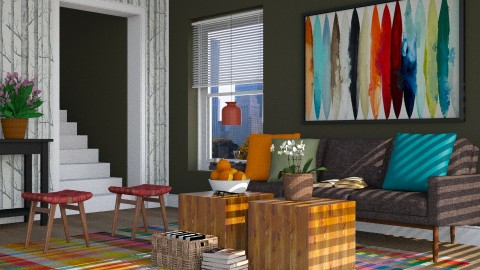 Woolgathering - Eclectic - Living room - by Musicman