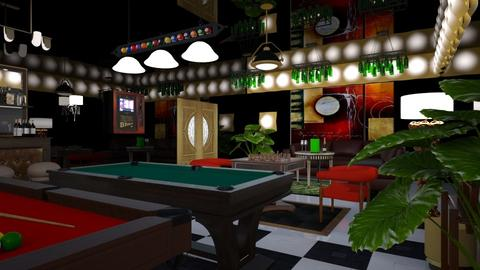 Snooker Pub - by ritsa