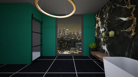 LUX - Modern - Bathroom - by agnieszka_giez