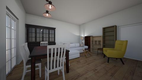 para_living room 1 - by parag_bhuyan