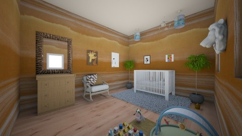 JACOB BEDROOM - Rustic - Kids room - by fowlerol