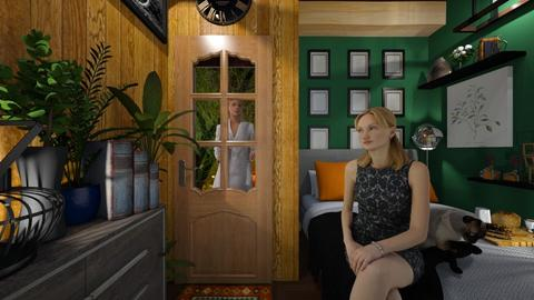 Small room - by Yavanna