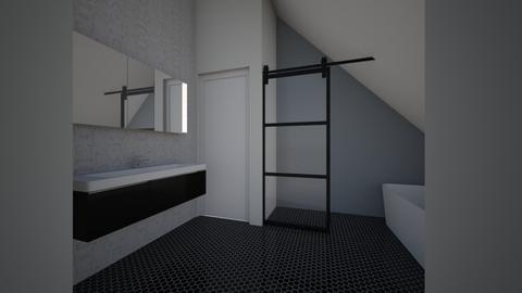 badkamer 3 - Bathroom - by Christyk3