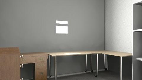 Megan Range - Minimal - Office - by mrange03