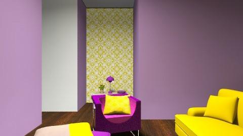 salon - Classic - Living room - by Agnieszka11