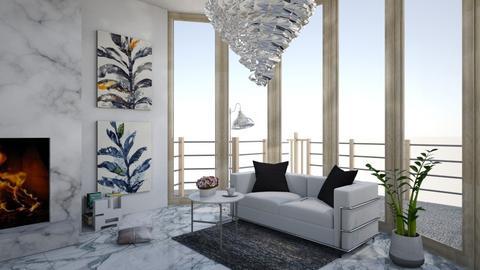 ff - Living room - by TeodoraYord