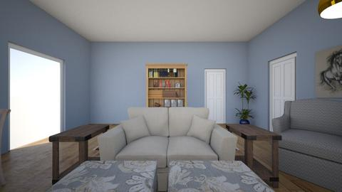 marina new room - Living room - by addsomedecor