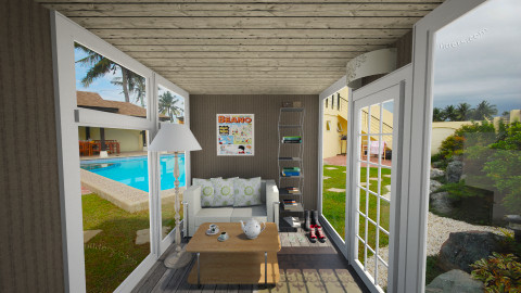 Container - Modern - Living room - by NaMn Mehta_388