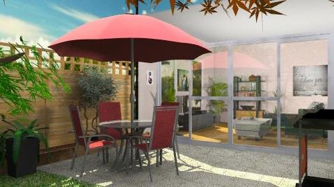 Simple garden - Minimal - Garden - by monikica