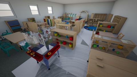 pre k - Kids room - by XERTKZXCKLPQWYLEZYGFVKXWLZMDQWQ