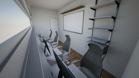 ALIAC ITMIS Room - Minimal - by bobreyes