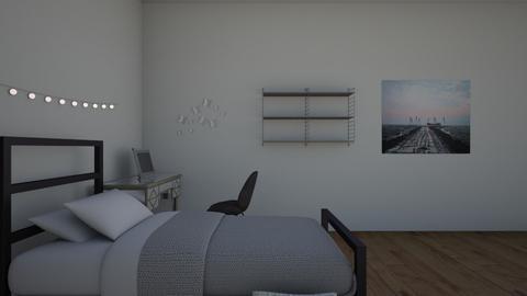 alexa rooom - Minimal - Bedroom - by leena_thomas