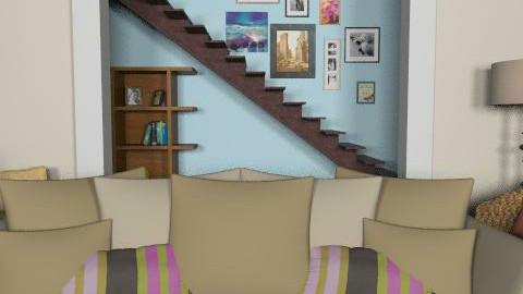 Modern Family Living Room - Modern - Living room - by smw0196