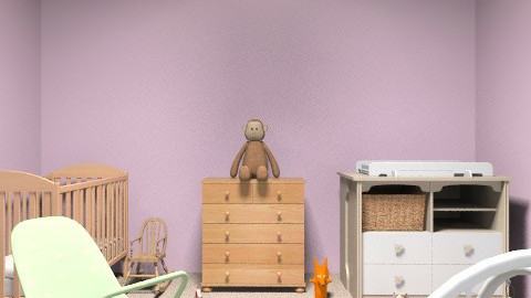 Baby Room - by Emiliee