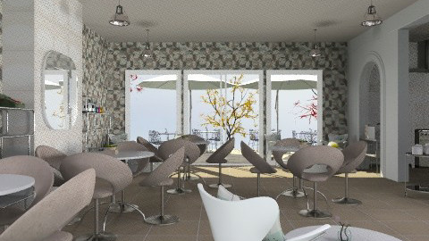 retro tea rooms - Retro - by mrschicken