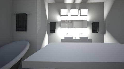 Jordans Bathroom 1 - Bathroom - by willja