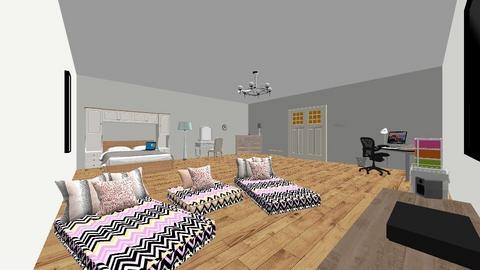 FACS Dream Bedroom - Bedroom - by shoultn20