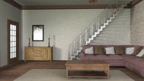 Modern - Modern - Living room - by AmyMcGrane