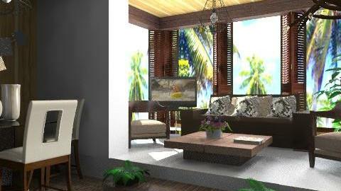 sdrhfj - Country - Living room - by Cejovic Andrijana