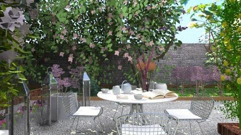 in the garden - Garden - by annasig