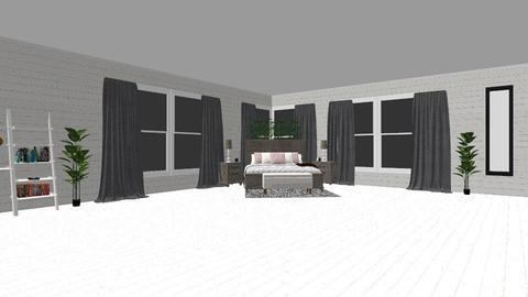 Maude - Bedroom - by Opal123