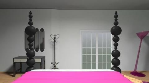 xieneps bedroom - Modern - Bedroom - by xienep