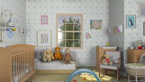 Children's room - Classic - Kids room - by milyca8