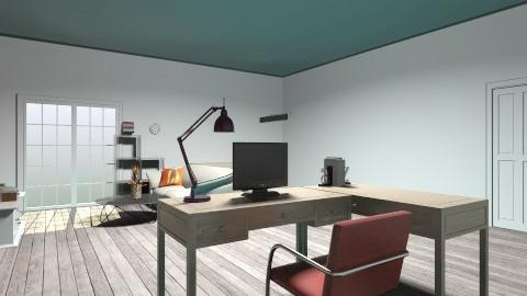 myoffice - Modern - Office - by lovegirl1782
