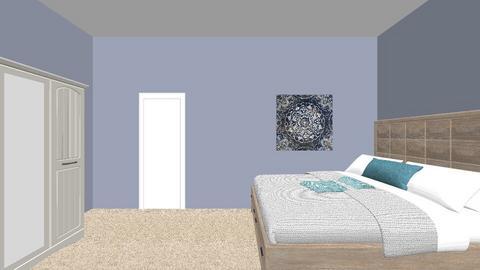 My Room - Bedroom - by MVanDeurzen