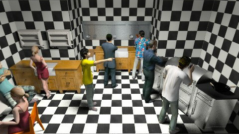Kitchen - Kitchen - by Matthew Lindsay Smith