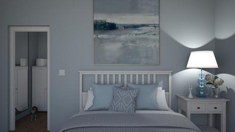 Magamistuba - Bedroom - by Hannakristiine