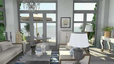 spetses331 - Country - Living room - by naki1