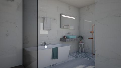 ideia nova - Bathroom - by Tainaraa