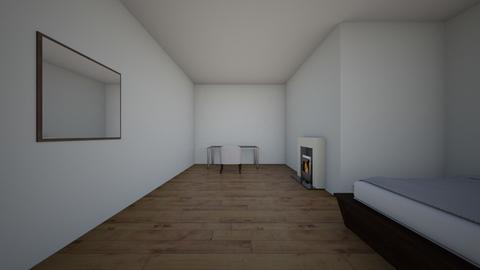 bedroom - Modern - Bedroom - by olga_huygens