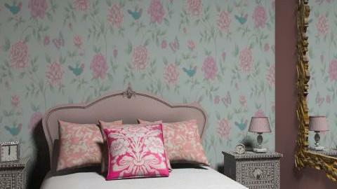Florence Bedroom - Feminine - Bedroom - by flobelly
