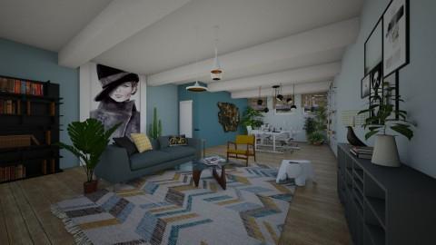 Souterrain Studio - by Irene Klinkenberg