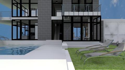 Modern house - Modern - by XValidze
